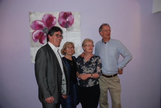 Alain, Danièle, Virginie et Paul
