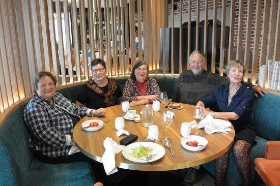English Dining Club