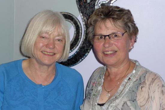 Isabel et Sylvie