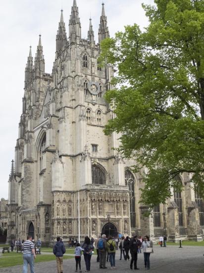 Canterbury la cathédrale
