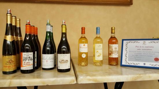 Les vins moelleux