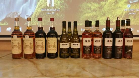 Les vins de Charente Maritime