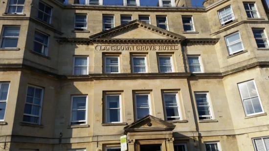 Le Lansdown Grove Hotel à Bath