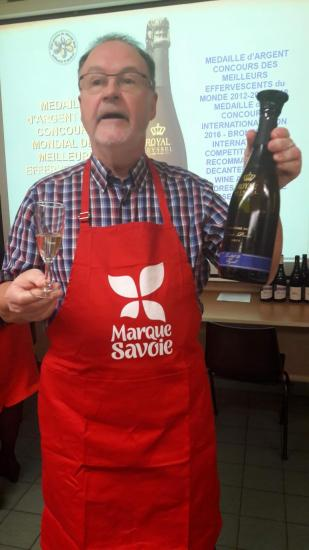 Les vins de Savoie