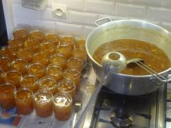 Real marmalade made in Oise