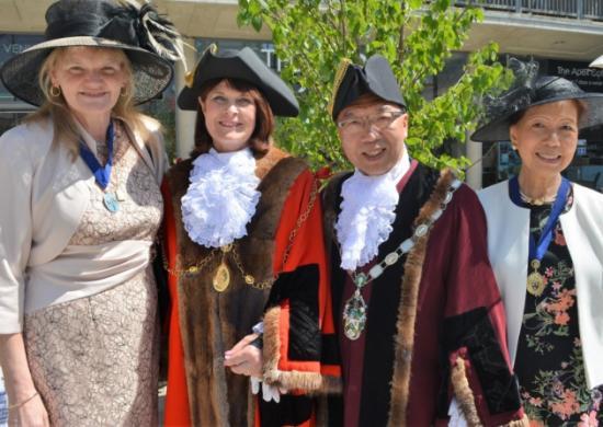 Margaret Marks sera le dernier maire