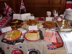 Le buffet anglais