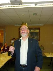 François roi de la soirée