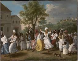 Scene de danse dans les indes orientales par brunia